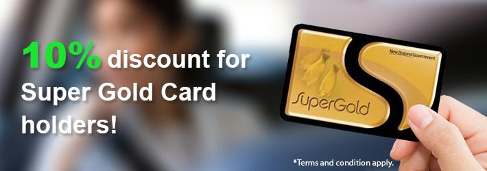 supergold card discounts